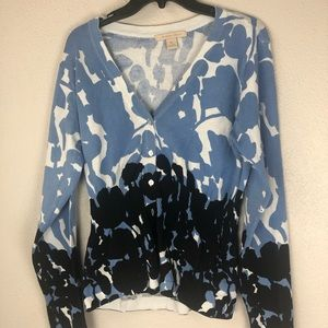 NWT Jonathan Martin Cardigan Sweater Size Large